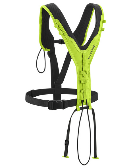 Edelrid TreeRex Bungee Chest Harness, Night/Oasis