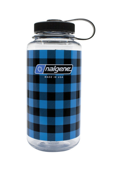 Nalgene Plaid Limited Edition WM 1QT