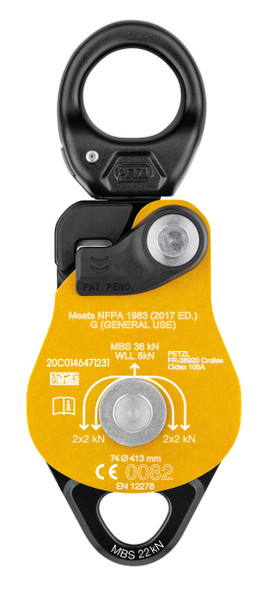 Petzl Spin L2 Swivel Pulley