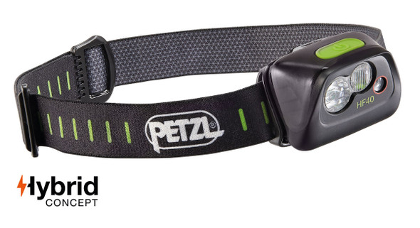 Petzl HF40 LED Headlamp (350 lumens)