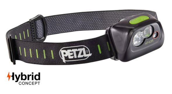Petzl HF40R LED Headlamp (450 lumens)