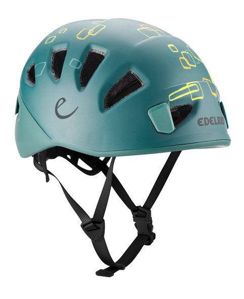 Edelrid Shield II Kids Jade/Petrol