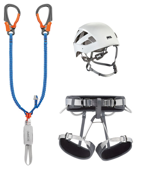 Petzl Via Ferrata Kit with Eashook (2021)