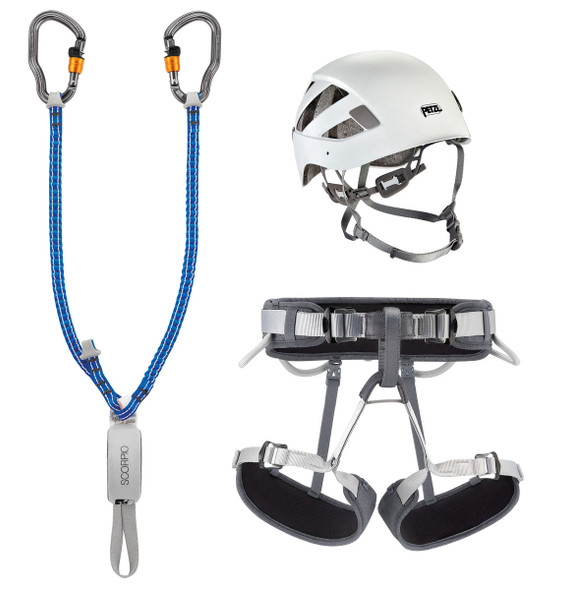 Petzl Via Ferrata Kit with Vertigo (2021)