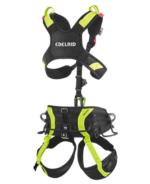 Edelrid Vector Chest X + Chest Cruiser Harness