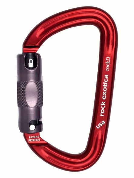 Rock Exotica C2_A RockD Auto-Lock Carabiner