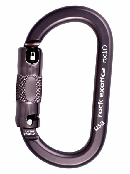 Rock Exotica C3_A rockO Auto Lock Carabiner