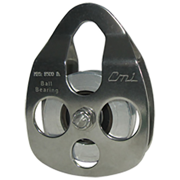 "CMI RP104BB 2 3/8"" Stainless Steel Pulley (Ball Bearing)"