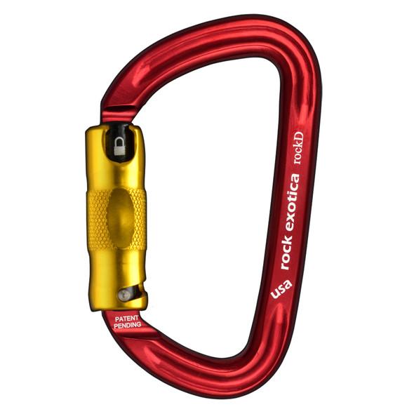 Rock Exotica C2 T rockD Twist-Lock Carabiner