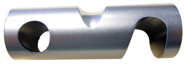 "SMC 7/8"" Aluminum Bar Straight"