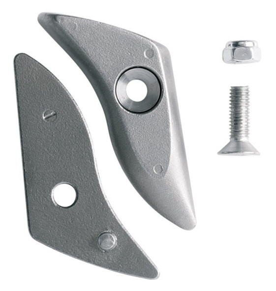 Petzl U21600 Masselottes Pick Weights for ICE and DRY picks