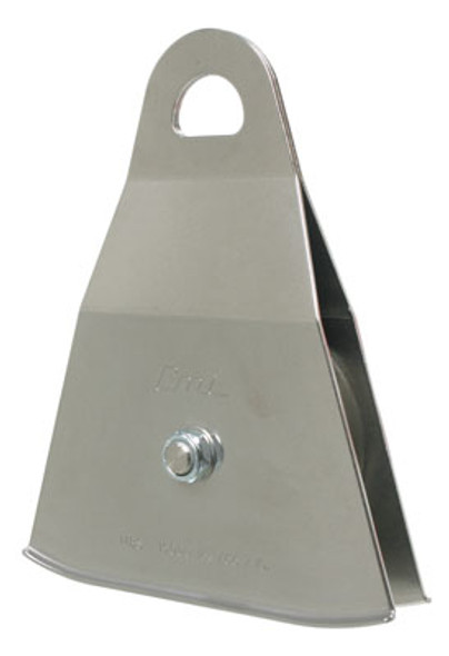 "CMI RP138 4"" Stainless Steel Prusik Pulley (Bushing)"