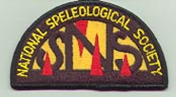 NSS Embroidered Logo Patch