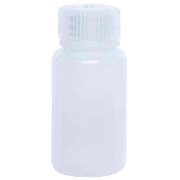 Nalgene Poly Wide Mouth Round Bottle BPA Free 2 oz