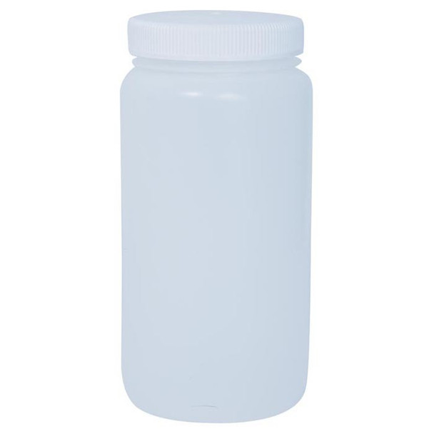 Nalgene Poly Wide Mouth Bottle BPA Free 64oz