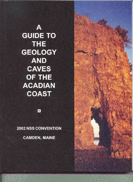 NSS Convention Guidebook 2002 - Camden, Maine