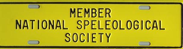 NSS Member 1/2 Metal Plate