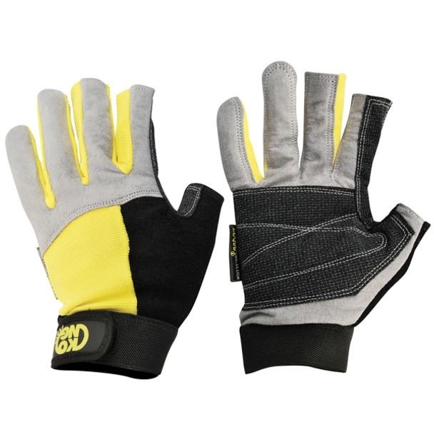 Kong Alex Leather/Kevlar Palm Gloves