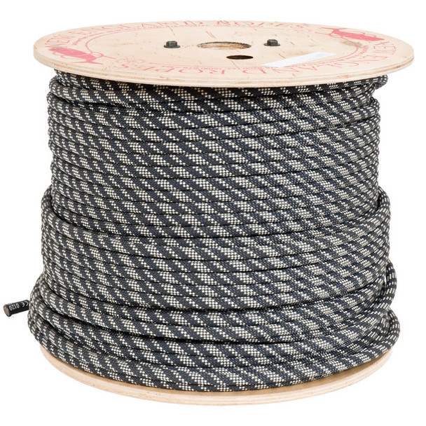 New England Chalk Line 10.8mm X 200M -Gray