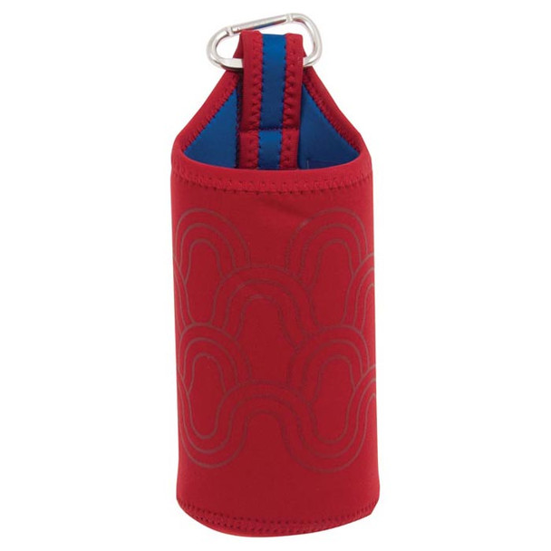 Nalgene Bottle Sleeve Red Waves 32 Oz