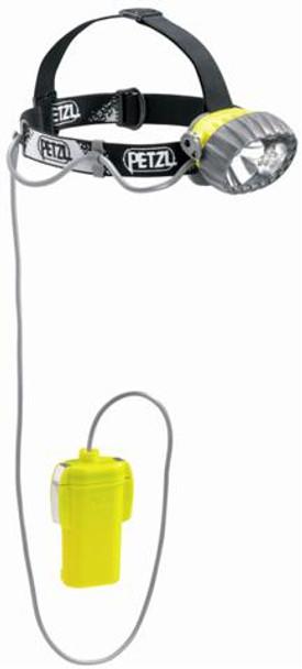 Petzl E73P Duobelt 5 Headlamp