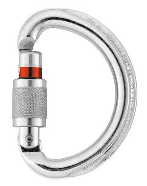 Petzl M37 SL Omni Lock Carabiner