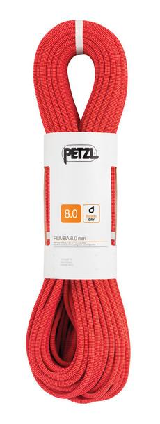 Petzl R21B Rumba 8mm Dry Half Rope