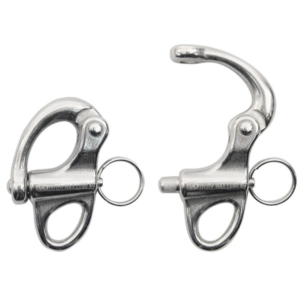 Kong Quick Release 520 Fixed Eye Stainless Steel Size 3