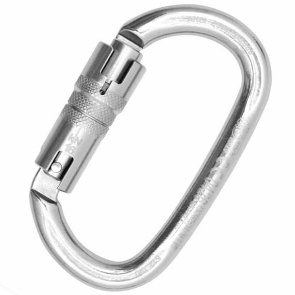 Kong Ovalone INOX Twist Lock Stainless Steel ANSI