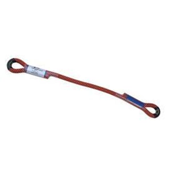 "PMI® Dynamic Sewn Lanyard, 17.5""(44.5cm)-Red"
