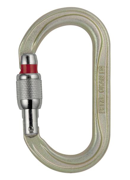 Petzl M72A Oxan High-Strength Oval Carabiner