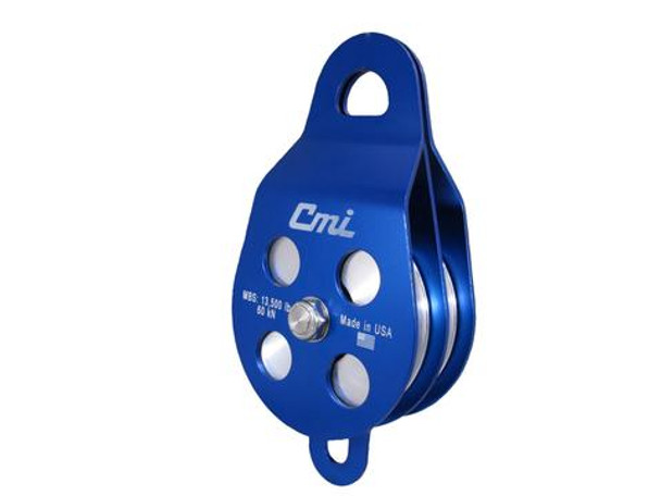 """CMI RP159 4"""" Double Pulley"""