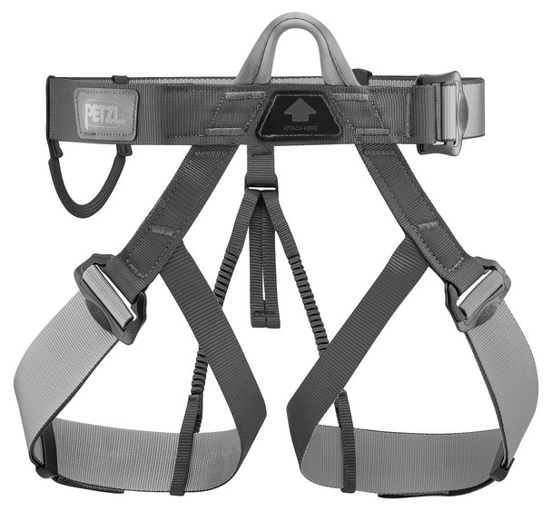 Petzl C029AA01 Pandion Harness Black