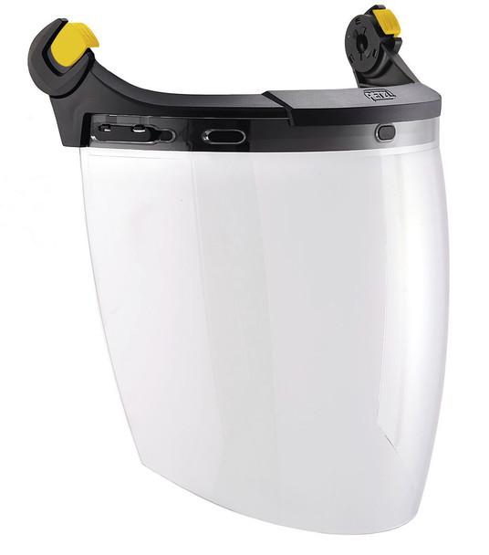 Petzl A014AA00 Vizen Face Shield for Vertex and Strato