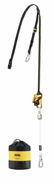 Petzl D022EA00 Knee Ascent Clip