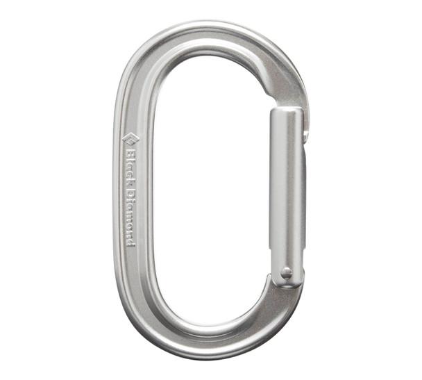 Black Diamond Oval Keylock