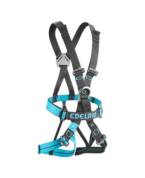 Edelrid Radialis Comp Junior Night/Icemint