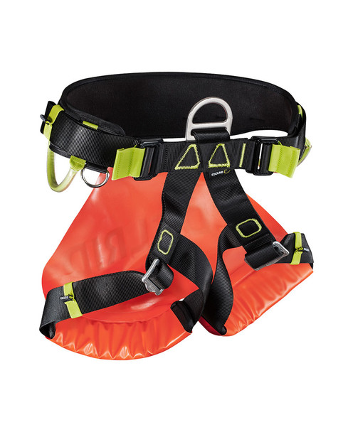 Edelrid Iguazu II Sit Harness Orange
