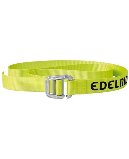 Edelrid Turley Belt 25mm, 120cm, Chute Green