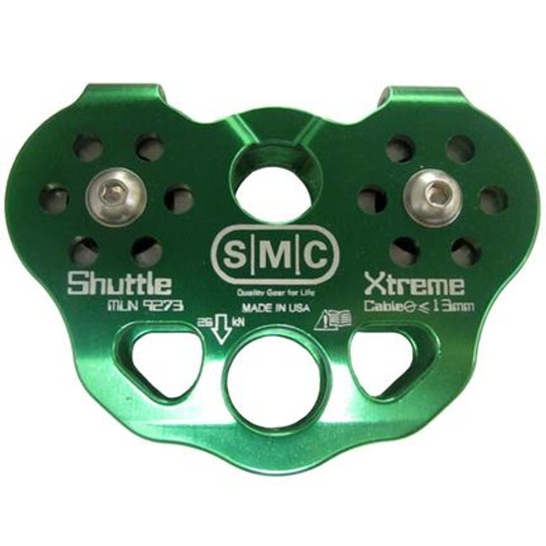 SMC Shuttle Cable Xtreme Pulley