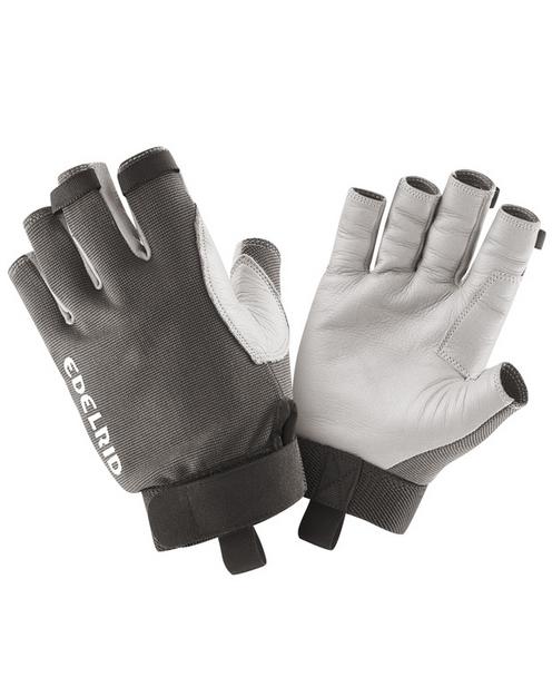 Edelrid Work Gloves Open, Titan 2020