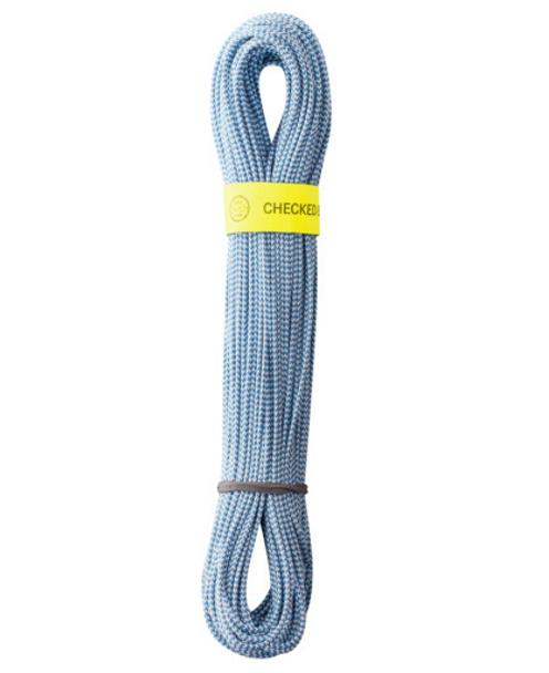Edelrid Hotline 1.8mm, 60m, Blue/Snow 2020
