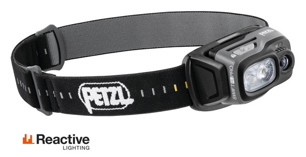 Petzl E810AA00 Swift RL Pro Headlamp - Delayed shipping