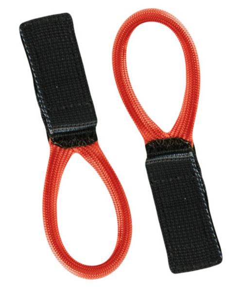 Edelrid Velcro Hook Loop, Black/Red