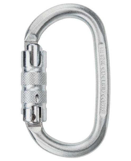 Steel Oval Twist
