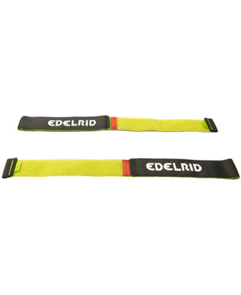 Edelrid Talon Calf Upper Straps (Pair), Night
