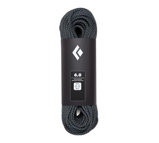 Black Diamond 6.0 x 65m Static Accessory Cord