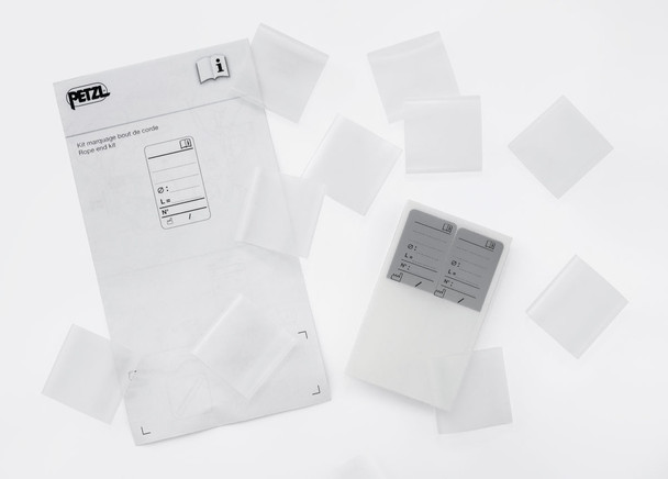 Petzl Rope Identification Kit