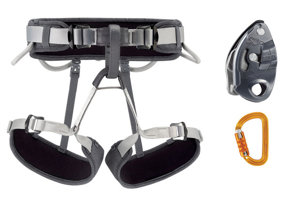Petzl Corax Kit with Grigi