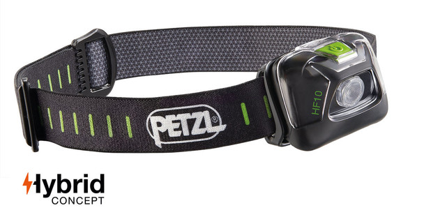 Petzl HF10 LED Headlamp (250 lumens)